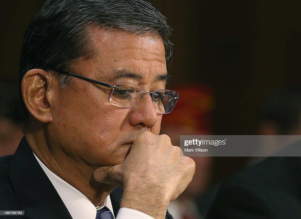 VA Secretary Shinseki Testifies Before Senate On State Of VA Health Care