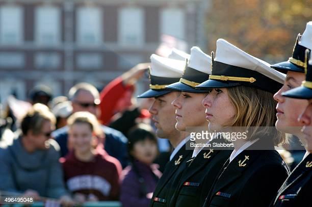 USA. Veteran's Day Parade, Philadelphia, PA