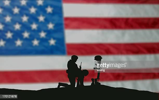 veterans' day soldier - veterans day background stock photos and pictures