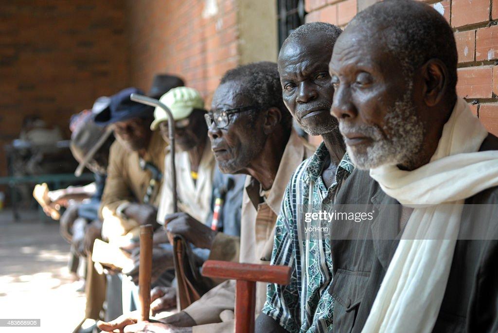 Veterans of Africa : Stock Photo