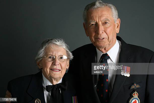 wwii veterans - remembrance day stock pictures, royalty-free photos & images