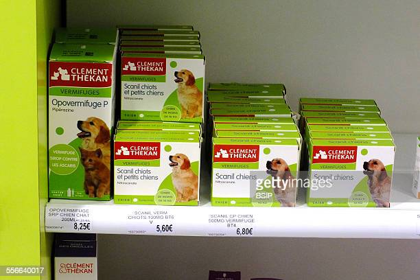 Veterinary Treatment Pet Care Medications