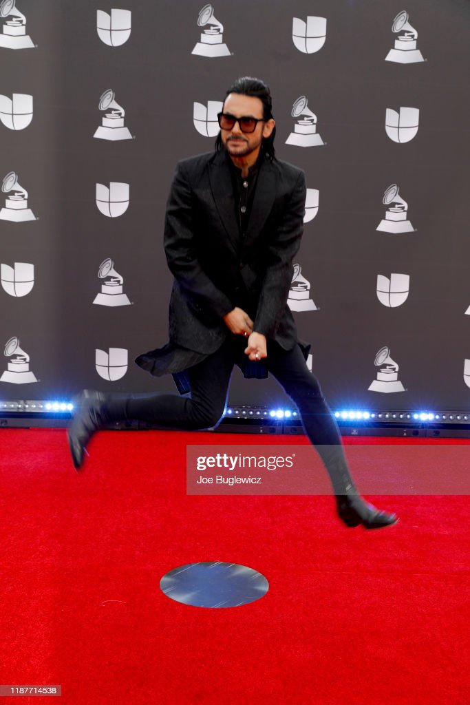 20th Annual Latin GRAMMY Awards - Arrivals : News Photo