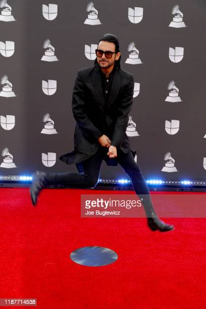 Veto Cuevas attends the 20th annual Latin GRAMMY Awards at MGM Grand Garden Arena on November 14, 2019 in Las Vegas, Nevada.