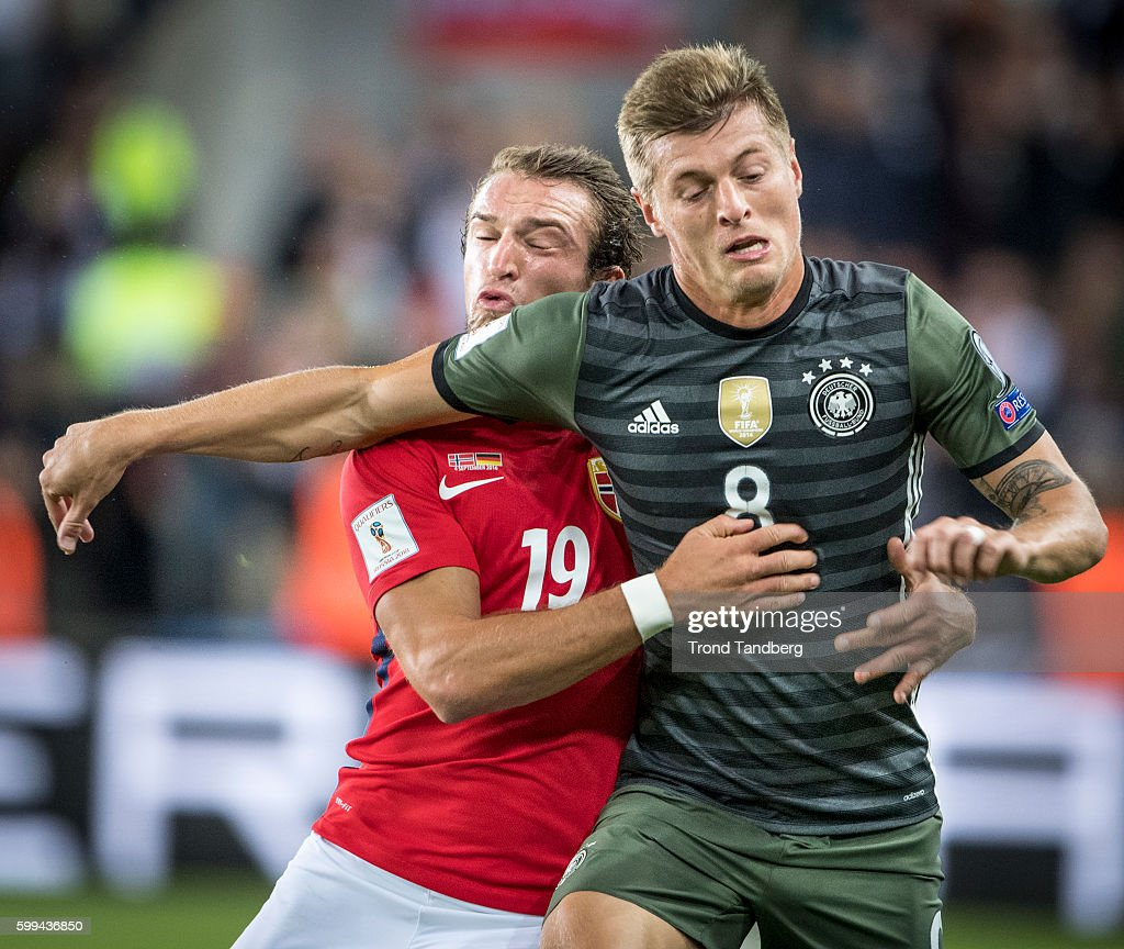 Norway v Germany - 2018 FIFA World Cup Qualifier : News Photo