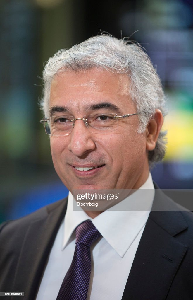 Veysel Aral, chief executive officer of Kcell, a unit of TeliaSonera AB, attends the launch of the company's initial public offering (IPO) at the London Stock Exchange in London, U.K., on Monday, Dec. 17, 2012. Kcell, which has 11.6 million subscribers, is the largest operator in Kazakhstan with a subscriber market share of about 48 percent and a revenue market share of 57 percent, Aral said. Photographer: Simon Dawson/Bloomberg via Getty Images
