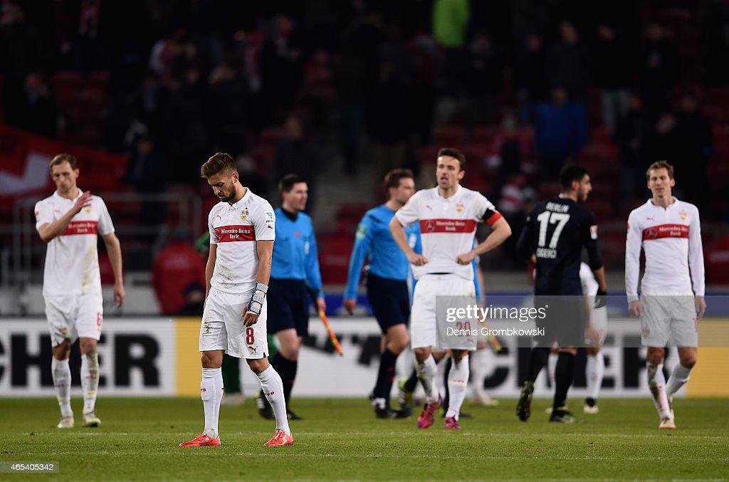 VfB Stuttgart v Hertha BSC - Bundesliga : News Photo
