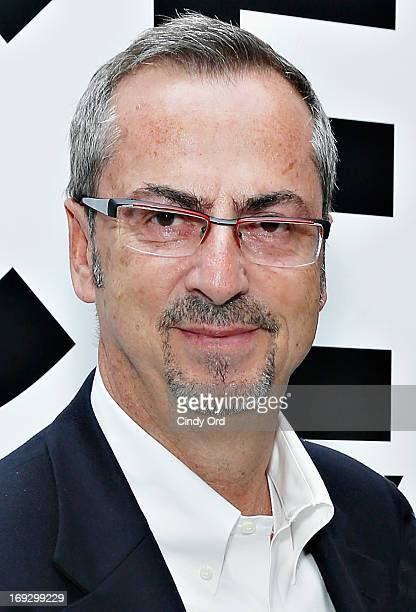 Vhernier Jewels President Carlo attends the Fierce Creativity Art Exhibition Reception at 545 West 22nd Street on May 22 2013 in New York City