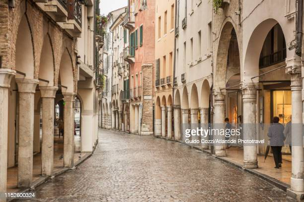 via calmaggiore - treviso italy stock pictures, royalty-free photos & images