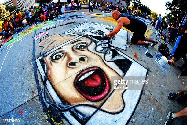 CONTENT] Via Colori Houston is a street art festival held in Houston Texas every year to benefit the Center for Hearing and Speech