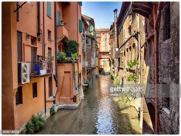 via piella - bologna stock pictures, royalty-free photos & images