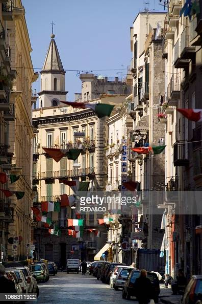 Via Sedile Di Porto.Via Sedile Di Porto Naples Campania Italy News Photo Getty Images