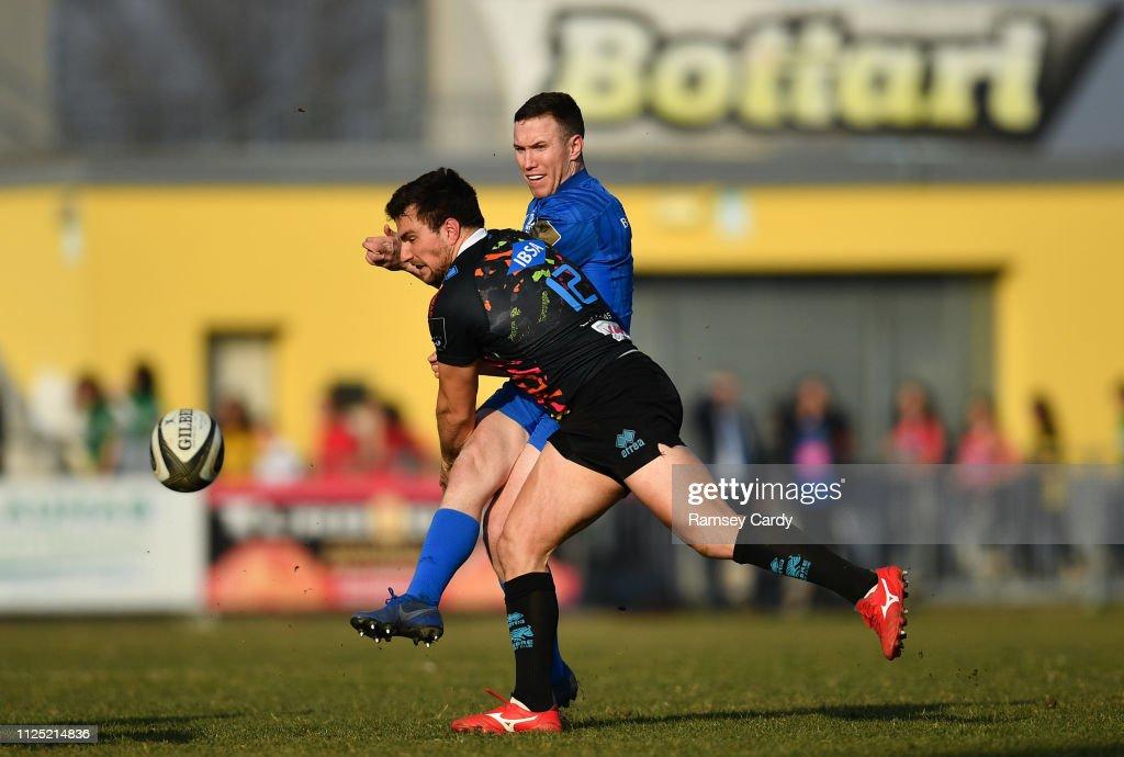 ITA: Zebre v Leinster Rugby - Guinness Pro14