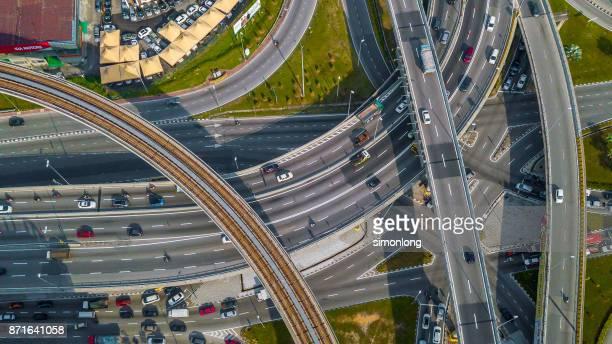 Viaduct in Kuala Lumpur, Malaysia