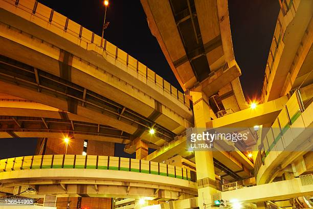 Viaduct of expressway