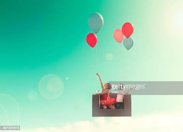 Viaje en globo {EXPLORE}ballon trip
