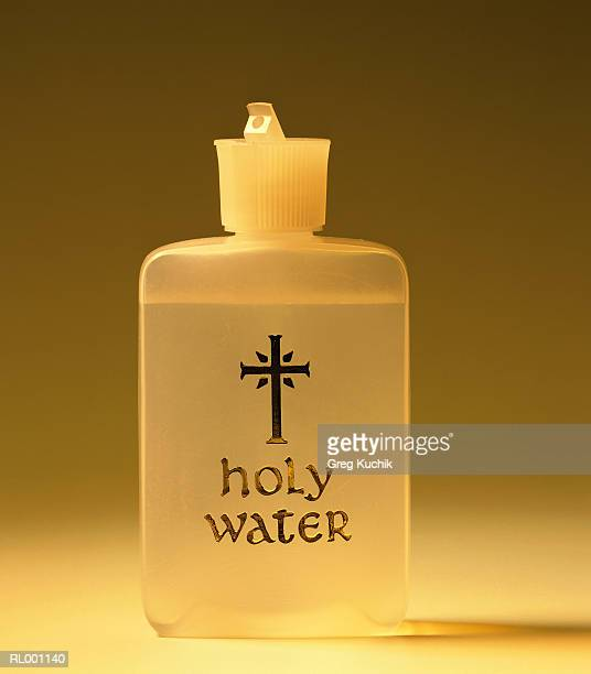 Vial of Holy Water