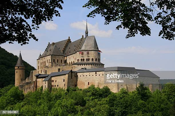 Vianden Castle, located in Vianden in the north of Luxembourg, is one of the largest fortified castles west of the Rhine. With origins dating from...