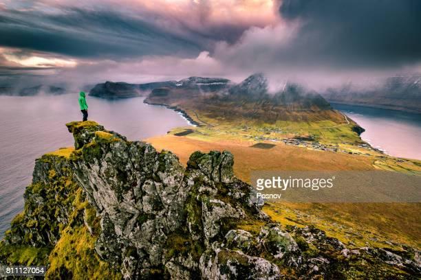 Viðareiði from Villingardalsfjall