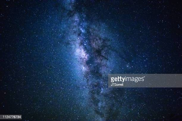 vibrant milky way - space exploration stock pictures, royalty-free photos & images