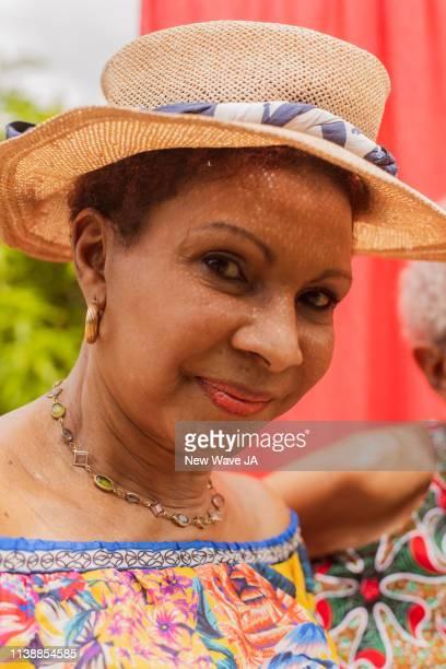 Vibrant Senior Woman of Jamaica