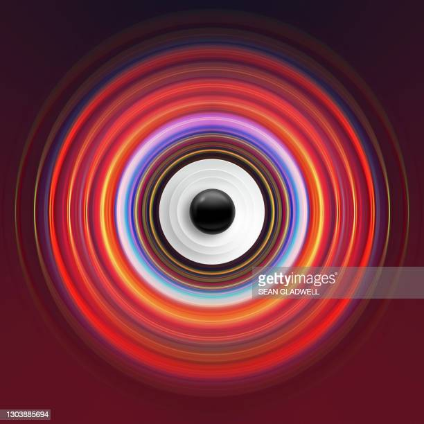 vibration abstract - graphic print stock pictures, royalty-free photos & images