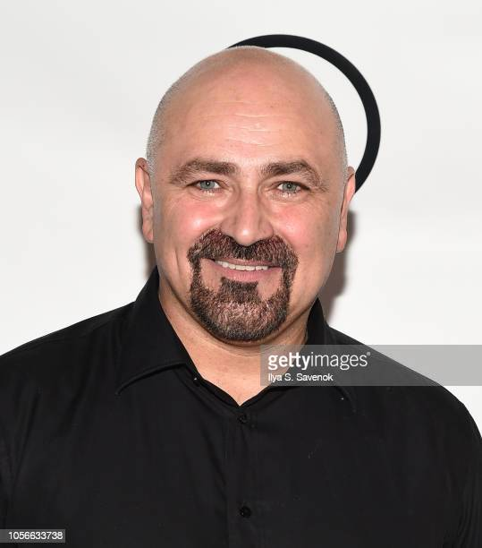 Vic Cipolla attends Dinner With Dani Launch Party at The Mezzanine on November 2, 2018 in New York City.