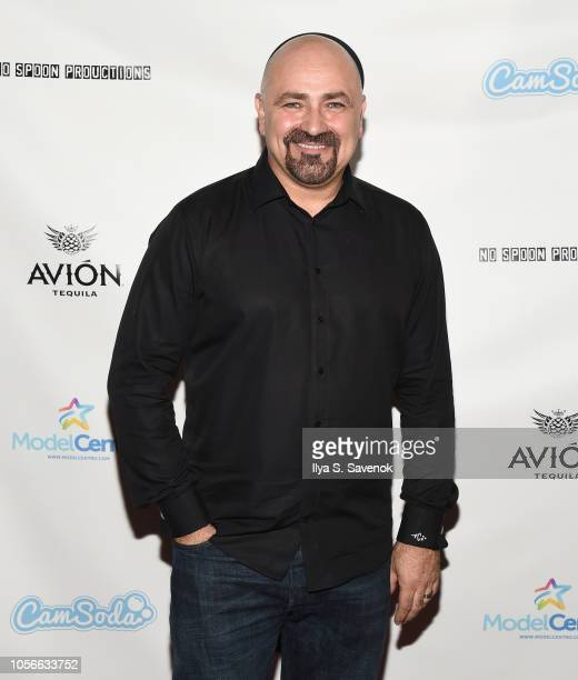 Vic Cipolla attends Dinner With Dani Launch Party at The Mezzanine on November 2 2018 in New York City