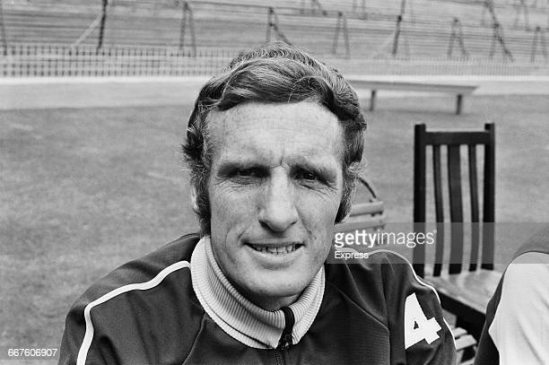 Vic Crowe manager of Aston Villa FC UK 23rd August 1971