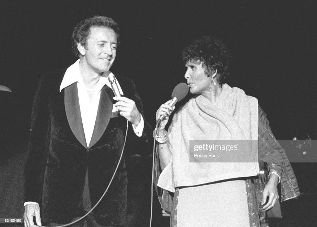 Vic Damone and Lena Horne
