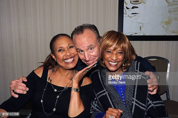 Vic Dibitetto Joyce Vincent Wilson and Telma Hopkins attend 2016 Chiller Theatre Expo at Parsippany Hilton on October 29 2016 in Parsippany New Jersey