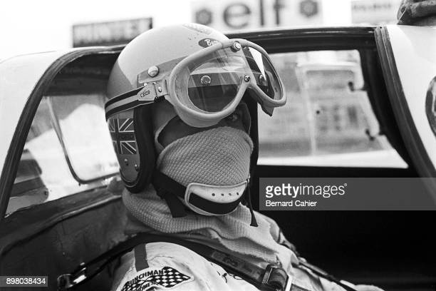 Vic Elford Porsche 917 LH 24 Hours of Le Mans Le Mans 15 June 1969