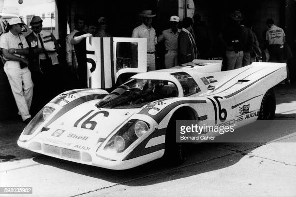 Vic Elford Porsche 917K 12 Hours of Sebring Sebring 04 October 1970