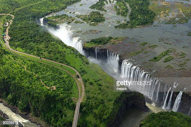 vic falls - vancouver island stock pictures, royalty-free photos & images
