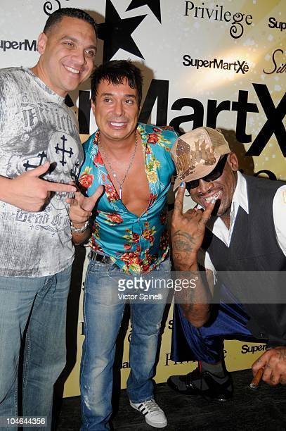 20 Dennis Rodman Attends Supermatxe Privilege Closing Party In Ibiza