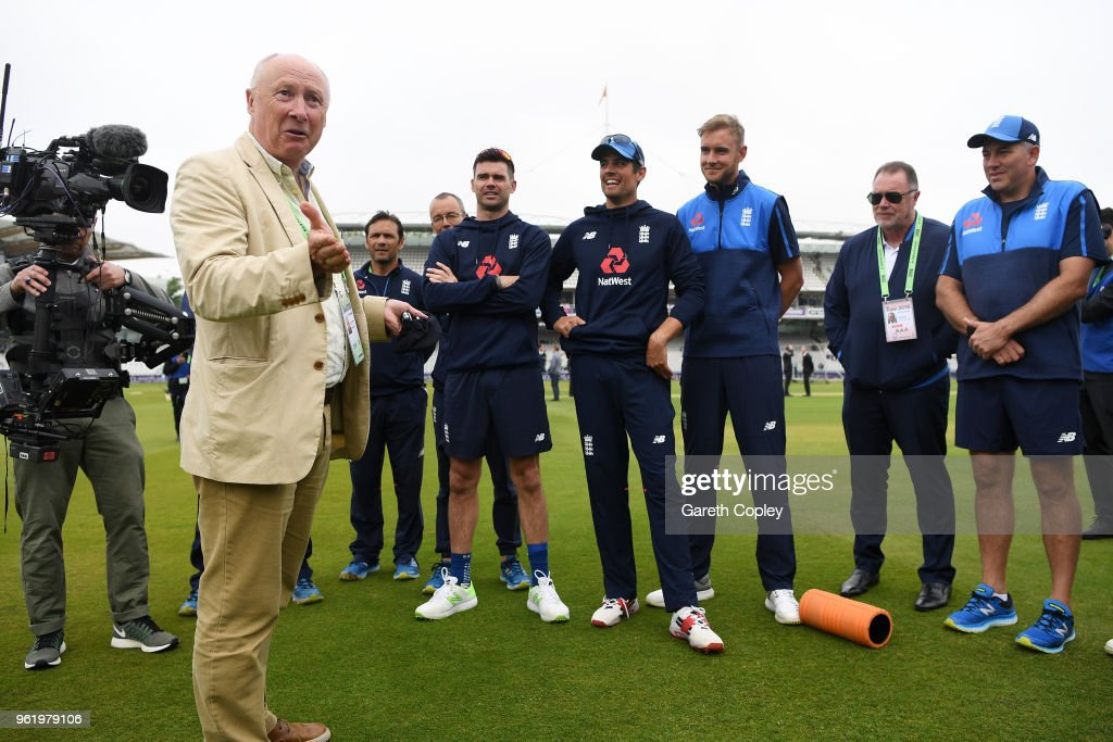 England v Pakistan: 1st Test - Day One