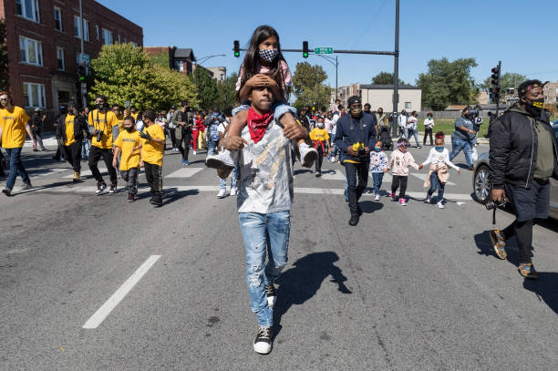 IL: The Year Of The Youth Peace Walk & Give-Back Event