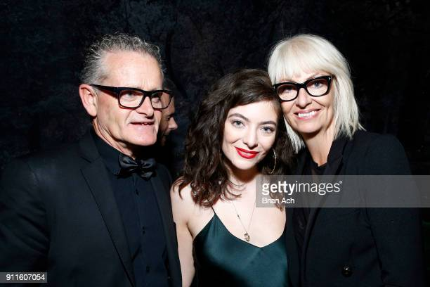 Vic O'Connor Lorde and Sonja Yelich attend the Universal Music Group's 2018 After Party to celebrate the Grammy Awards presented by American Airlines...