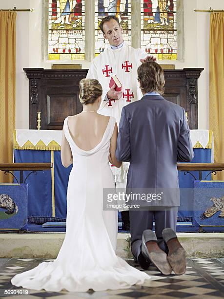 Vicar vereint Junges Paar