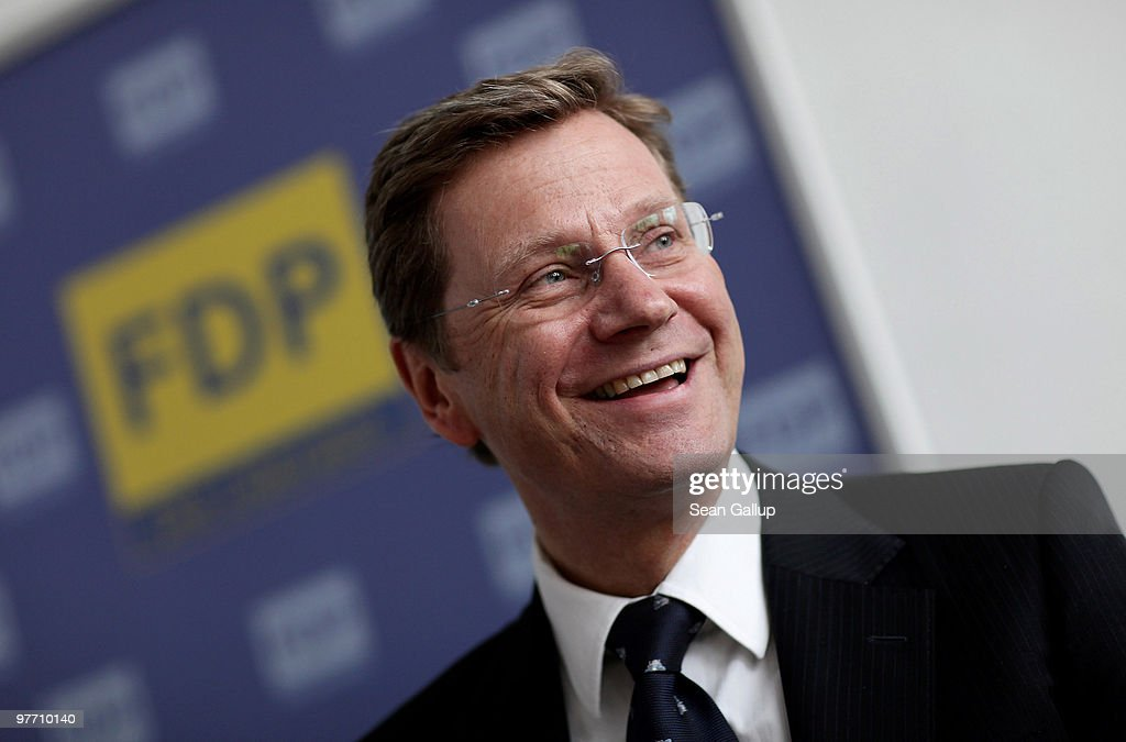 Westerwelle Under Fire After Government Trip