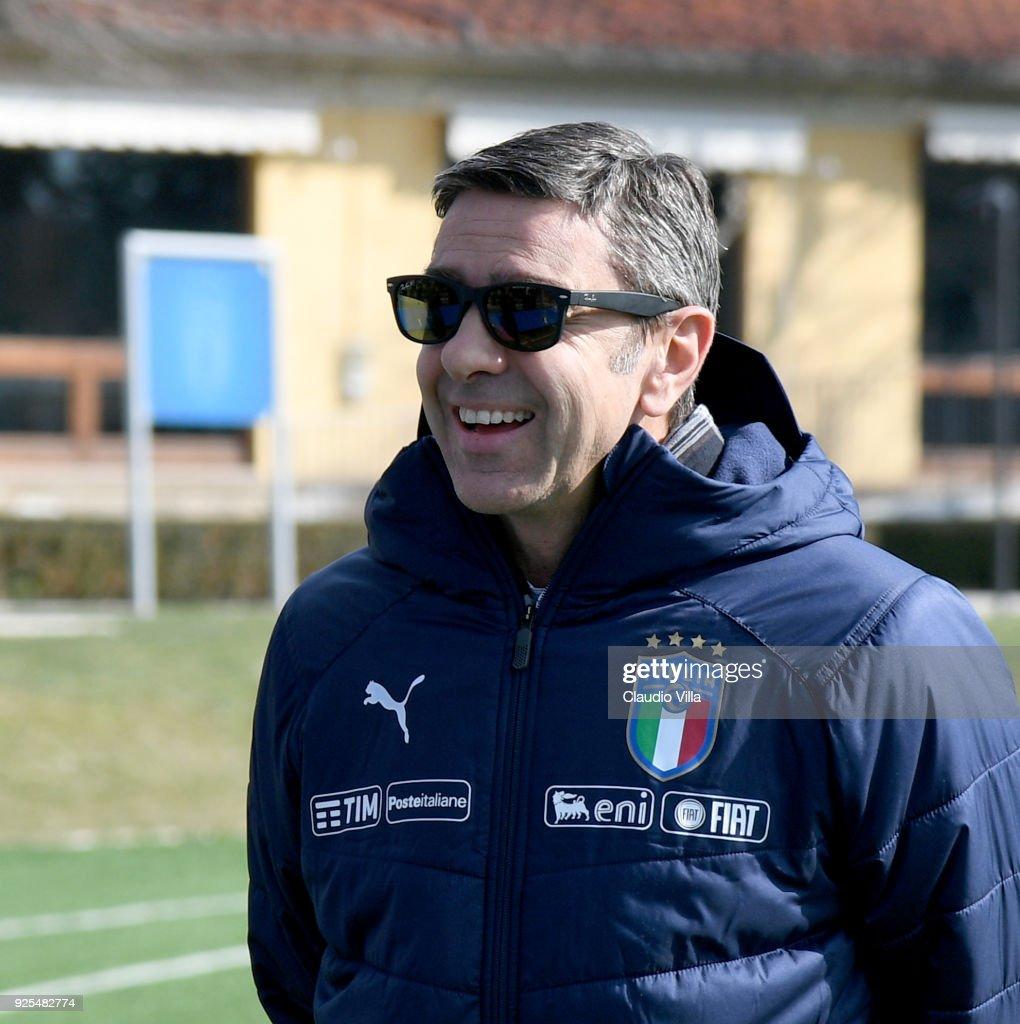 Italy v Fiorentina U19