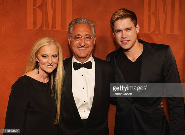 Vice President and General Manager Writer/Publisher Relations Los Angeles Barbara Cane BMI President and CEO Del Bryant and actor Chord Overstreet...