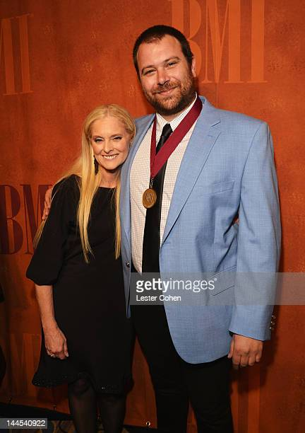 Vice President and General Manager Writer/Publisher Relations Los Angeles Barbara Cane and musician Tim Pagnotta arrive at the 60th annual BMI Pop...