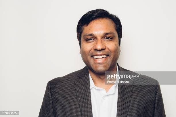 Vice President and Head Scientist Alexa Machine Learning at Amazon Rohit Prasad poses for a portrait at 'Techonomy 2017' on November 5 2017 in Half...