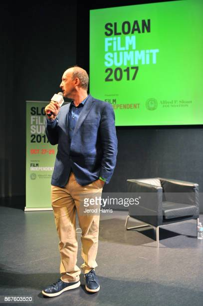 Vice President and Program Director at the Alfred P Sloan Foundation Doron Weber attends Sloan Film Summit 2017 Day 2 on October 28 2017 in Los...