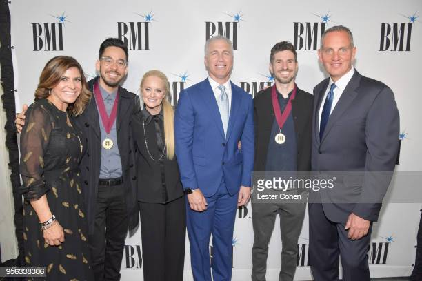 BMI Vice President Creative Los Angeles Tracie Verlinde Mike Shinoda BMI Vice President of Worldwide Creative and Advisor to the EVP of Creative...