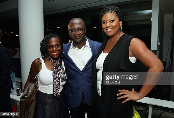 Vice President Design UX at BET Maureen Carter EVP Chief Digital Officer at BET Networks Kay Madati and Executive Vice President of Marketing and...