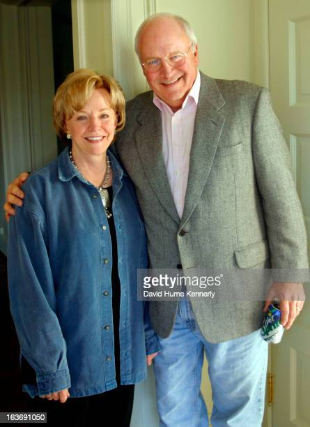 Vice President Dick Cheney photographed from 1975 to 2006 in Washington DC Dick and Lynne Cheney