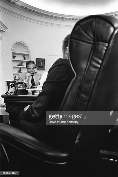 Vice President Dick Cheney photographed from 1975 to 2006 in Washington DC