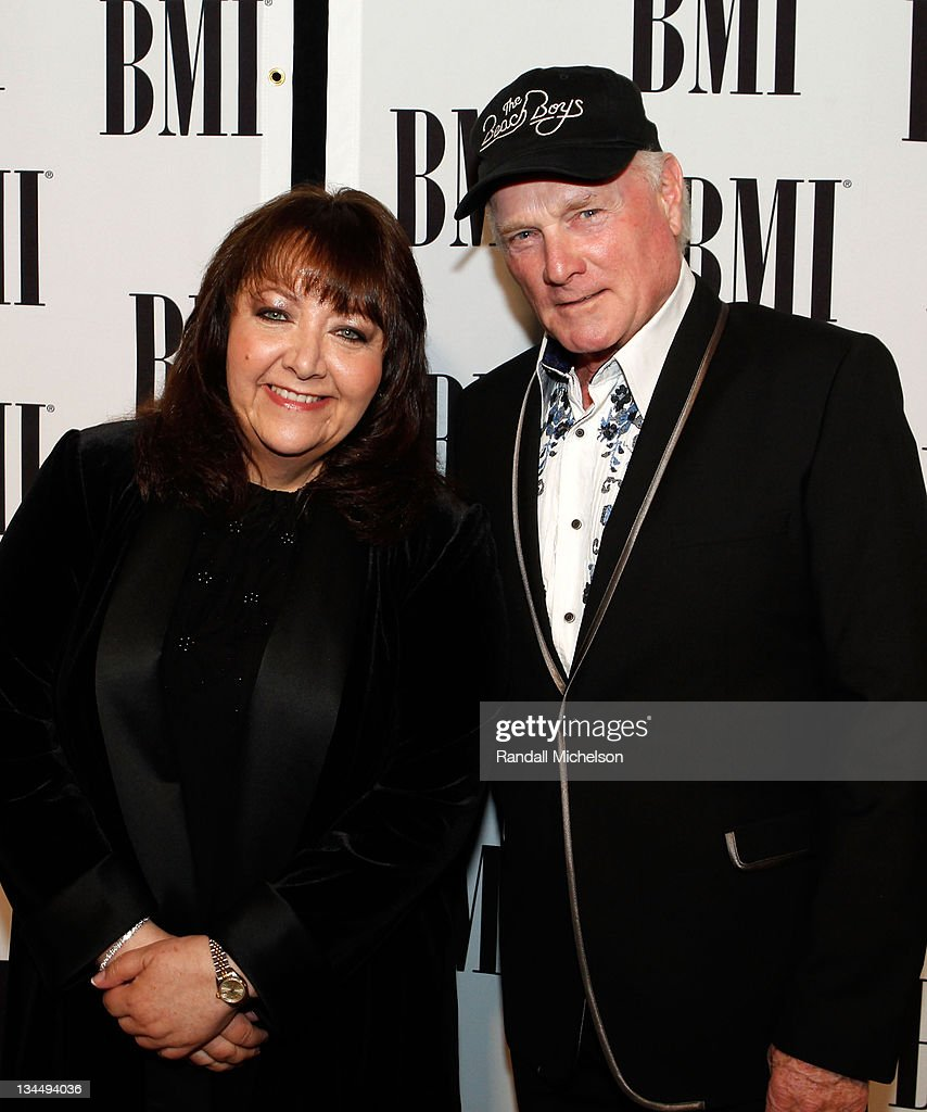Vice President, Film/TV Relations Doreen Ringer Ross and musician Mike Love of The Beach Boys attend The 2010 BMI Film/TV Awards held at the Beverly Wilshire Hotel on May 19, 2010 in Beverly Hills, California.